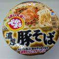 濃厚豚そば(マルちゃん)