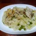 チキンライス(チキンの炊き込みご飯)