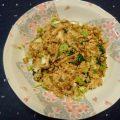 創味シャンタンで作る「イタリアン炒飯」