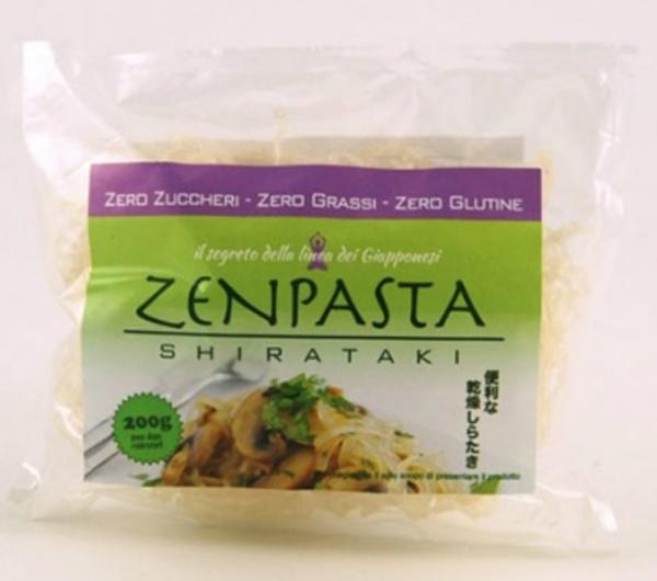 しらたきの乾燥パスタ(Zenpasta)