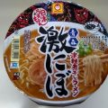 津軽煮干しラーメン「激にぼラーメン」