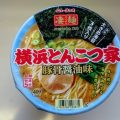 凄麺「横浜とんこつ家」豚骨醤油味